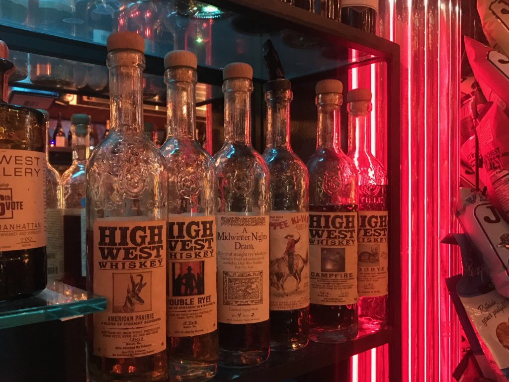 The American Whiskey Renaissance: Drinking It In