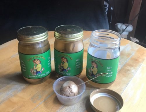 Pickled Egg-Cellence