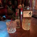 A Giraffe Walks Into A Bar …