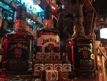 Jim Beam Whiskies