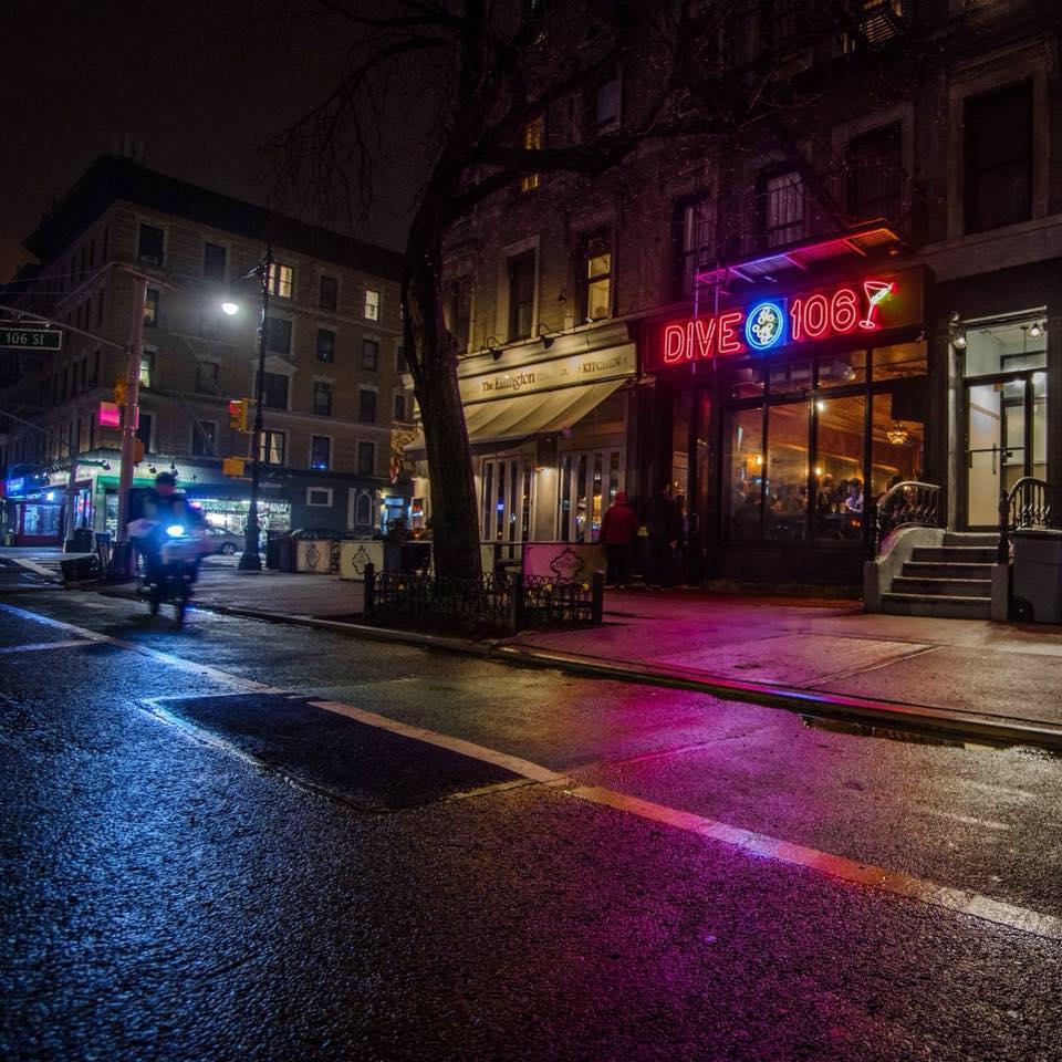 Dive 106th Street View