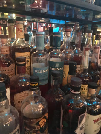 Brenne Whiskey Top Shelf