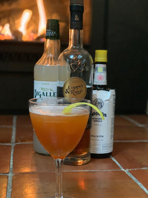 Copper & Kings Cocktail