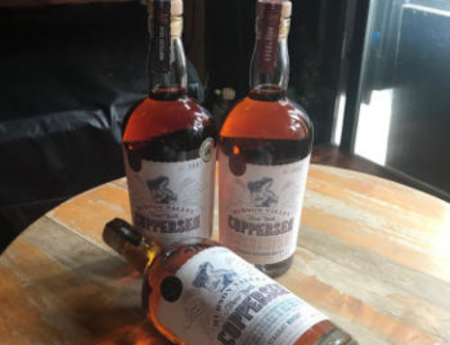 Copper Stills, Whiskey & Hudson Valley History